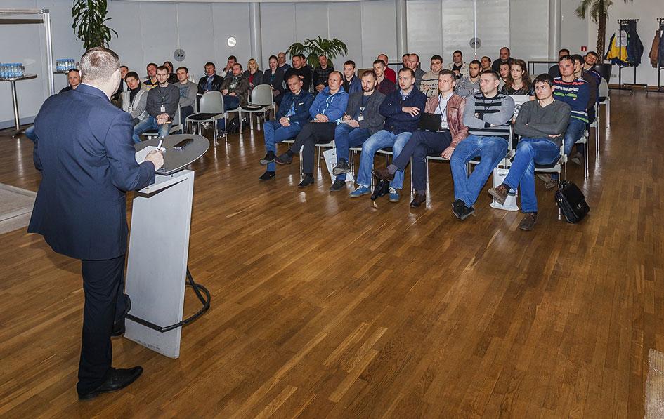 Лектор семинара Ferico